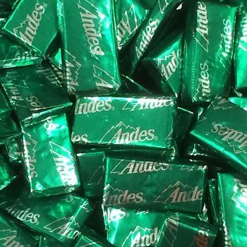Andes Creme De Menthe Mints