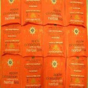 Stash Apple Cinnamon Chamomile Herbal Tea Bags