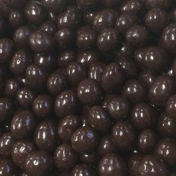 Dark Chocolate Coffee Beans