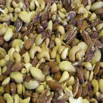 Deluxe Mixed Nuts Salted