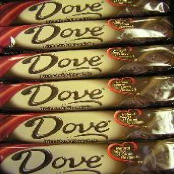 Dove Bar Dark Chocolate