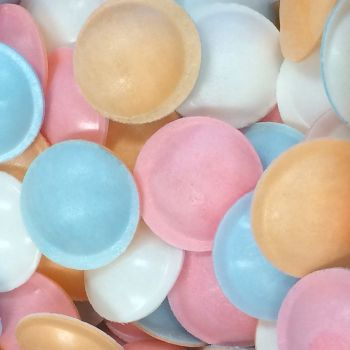 Flying Saucers Sour Satellite Wafers