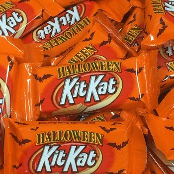 Fun Size Kit Kat Orange