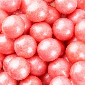 Gumballs Shimmer Coral
