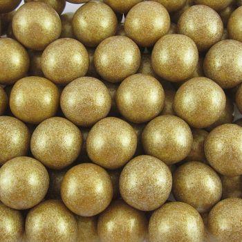 Gumballs Shimmer Gold