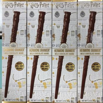 Hermione Chocolate Wand