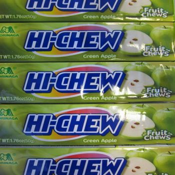 Hi-Chew Fruit Chews Green Apple