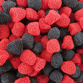 Raspberries & Blackberries