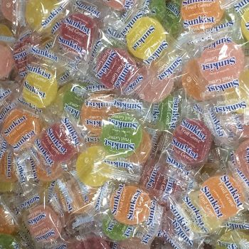 Sunkist Fruit Gems
