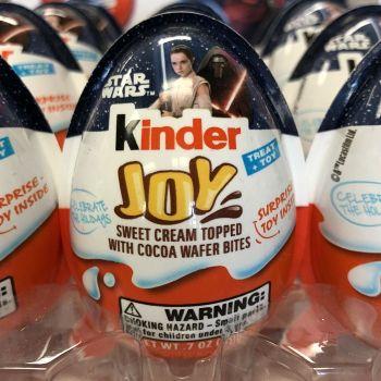 Kinder Joy Egg Star Wars