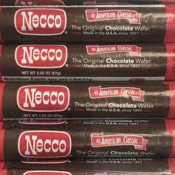Necco Wafers Chocolate