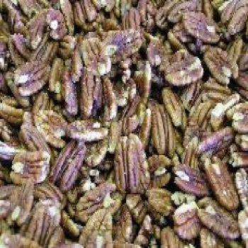 Pecan Halves Roasted Salted