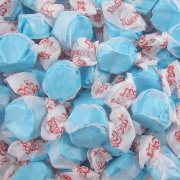 Salt Water Taffy Blue Raspberry