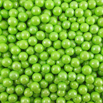 Sixlets Shimmer Green