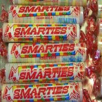 Smartie Rolls