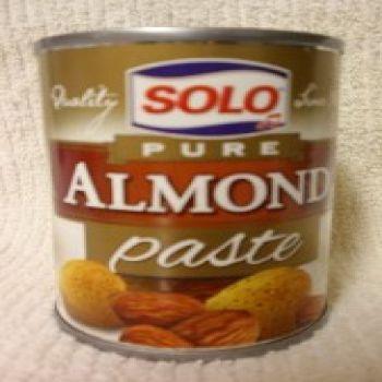 Almond Paste - Solo