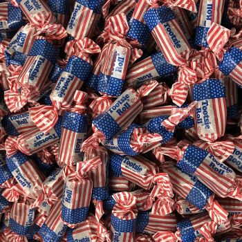 Tootsie Rolls Flag Wrapped