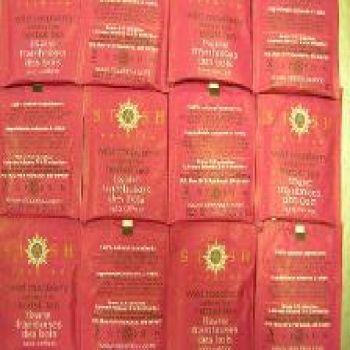 Stash Wild Raspberry Hibiscus Herbal Tea Bags