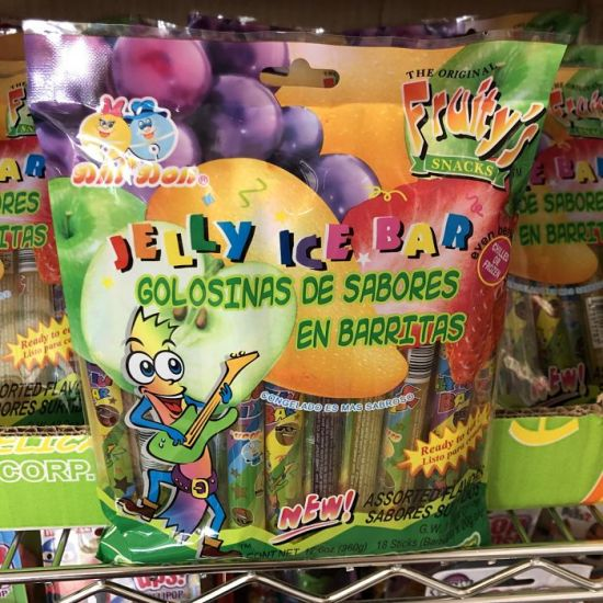 Din Don Jelly Ice Bar